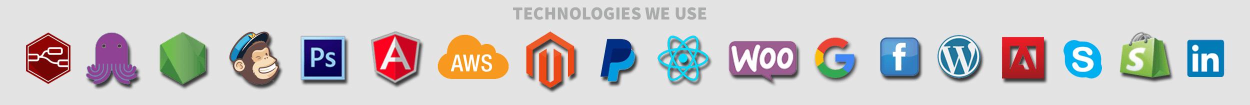 Technology We Use at ProDeveloper for Web Design St Pete