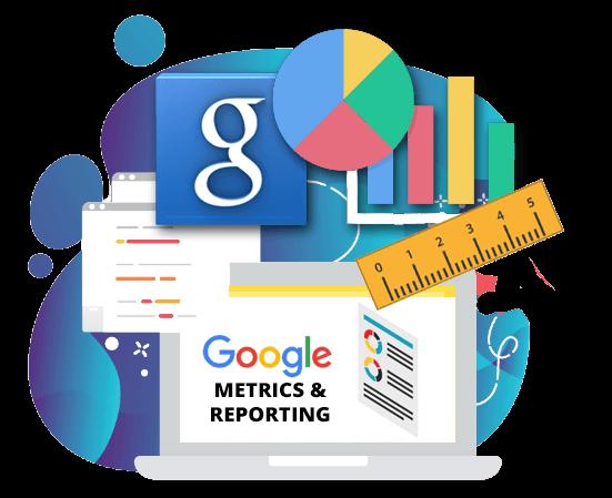 Website Metrics and Reporting